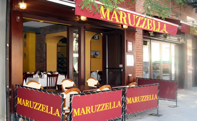 Maruzzella Upper East Side Manhattan Italian Restaurant